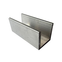 Aluminium Capping without rubber